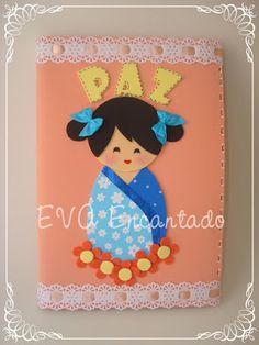 MOLDES DE E.V.A: EVA ENCANTADO
