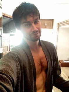 Torrance Coombs. I don't know who it is but I want to