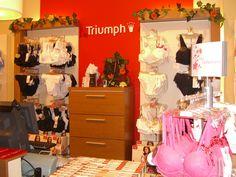 Triumph Russia Lingerie Stores, Mirror, Russia, Furniture, Shopping, Home Decor, Decoration Home, Room Decor, Mirrors