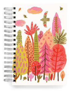 Fall Forest Jumbo Journal Autumn Day, Fall, Writing Poetry, Stationery Design, Cold Day, Paper Design, Toddler Activities, Pink And Gold, Toddlers