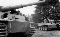 Panzerkampfwagen VI Tiger (8,8 cm L/56) Ausf. E (Sd.Kfz. 181)   Flickr - Photo Sharing!