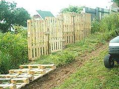 pallet projects | cheap privacy fence (how much, building, fences, best) - remodeling ...
