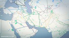 Eurasianismo: cómo se vería mejor Oriente Medio.