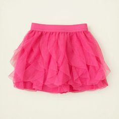 baby girl - bottoms - cascade ruffle tutu | Children's Clothing | Kids Clothes | The Children's Place