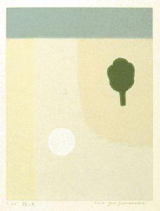 YAMANAKA,Gen[moon at a road]