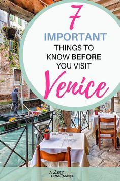 Venice Travel, Rome Travel, Saint Mark's Basilica, Romantic Destinations, Travel Destinations, Visit Venice, Italy Travel Tips, European Destination, Travel Couple