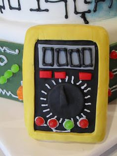 Cake Decorating Ideas Electrician : Electrical on Pinterest Engineers, Electrical ...
