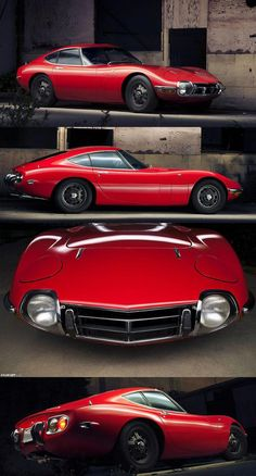 toyota classic cars and trucks - My list of the best classic cars Classic European Cars, Classic Sports Cars, Best Classic Cars, Toyota 2000gt, Toyota Corolla, Type E, Colani, Auto Retro, Cabriolet