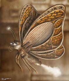 Steampunk Butterfly♥