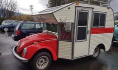 In the 1970s, the beloved Volkswagen Beetle got a facelift. People were converting it into a bug camper, or better known as a Volkswagen Beetle Camper RV,