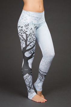 7302269215969 Tree of Life Yoga Pants - Nóli Yoga Yoga Wear, Cool Leggings, Cool Tights