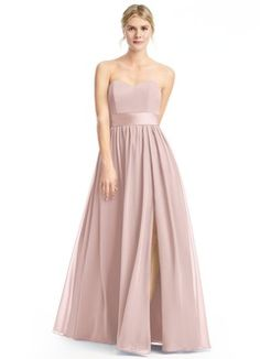 Shop Azazie Bridesmaid Dress - Fiona in Chiffon. Find the perfect made-to-order bridesmaid dresses for your bridal party in your favorite color, style and fabric at Azazie.