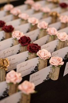 Amaze your guests with a beautiful blush pink & burgundy place card table! Choose custom colors to match your wedding palette, and are also perfect for meal markers. Image by Feather & Oak Photography wedding palette Blush & Burgundy Wedding Decor Wedding Places, Wedding Place Cards, Wedding Signs, Destination Wedding, Card Table Wedding, Wedding Trends, Fall Wedding, Diy Wedding, Rustic Wedding