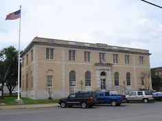 Taylor, TX : Post Office
