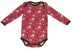 bef701a37 Fancy - Hei Moose - Nordic Clothing For Cool Kids - Smafolk Cool Cats Baby  Body Vest