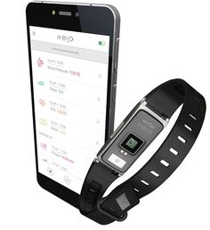 Hey - I just came across something that I think you'd love.   Helo is capable of the usual steps, calories and sleep pattern monitoring BUT is also measures blood pressure, ECG/EKG, heart rate and, coming soon, blood glucose levels!  Have a look at %%REFURL%% and check it out!