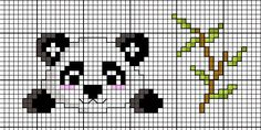 """Résultat de recherche d'images pour """"point de croix panda"""""""