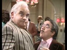 The Two Ronnies - Garlic Breath! Ooh!