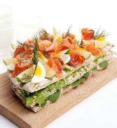 Sandwich cake classic « Kitchen Recipes
