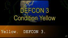 6/20   DEFCON 3 'Code Yellow', FEMA, Tennessee New Madrid Drill, RADCON-5 In Ohio