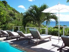 Hotel Le Toiny, St. Barts.  #stbarts #wimco