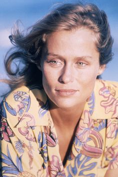 What Your Favorite Model Says About You; mine is Lauren Hutton.