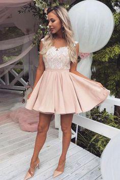Dresses Short, Sweet 16 Dresses, Hoco Dresses, Sweet Dress, Sexy Dresses, Formal Dresses, Elegant Dresses, Banquet Dresses, Summer Dresses