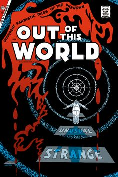 Out of This World No. 6 by Steve Ditko, Nov 1957, Charlton Comics