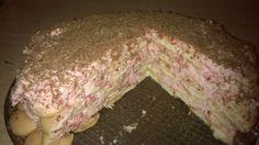 Jahodová tortička