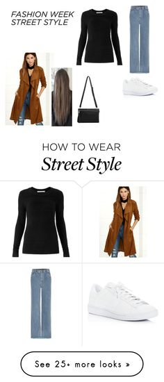 """Street style"" by sfeeley on Polyvore featuring En Crème, Diane Von Furstenberg, Chloé and NIKE"