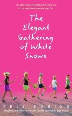 AI Book Club, Thursday, November 8 @6:45pm: The Elegant Gathering of White Snows by Kris Radish
