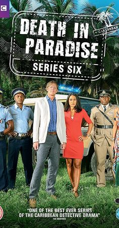 Death In Paradise. Series 6.