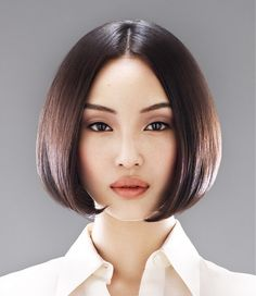 Medium Brown bob from The Studio Collection by Alexandre De Paris on 13 July 2015