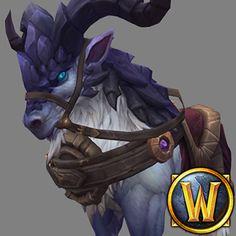 World of Warcraft - Argus Talbuk, Matthew McKeown on ArtStation at https://www.artstation.com/artwork/zqnYq