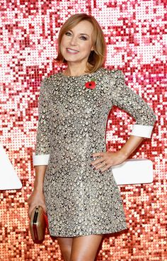 Sian Williams Photos - Sian Williams arriving at the ITV Gala held at the London Palladium on November 2017 in London, England. - Sian Williams Photos - 3 of 82 Fiona Bruce, Kirsty Gallacher, Bbc Presenters, Hottest Nfl Cheerleaders, Tv Girls, 50 Fashion, Female Fashion, Full Figured Women, Lovely Legs