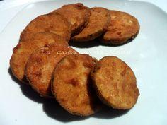 Melanzane fritte dorate