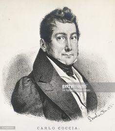 """24 giugno 1813: première nel Teatro San Benedetto di Venezia di """"La donna selvaggia"""" (""""La selvaggia""""), dramma eroicomico (semiserio) in 2 atti e 30 scene di Carlo Coccia."""