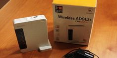 Vendo WIRELESS ROUTER N ADSL2+ ATLANTIS
