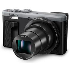 Panasonic LUMIX DMCZS60 Camera 18 Megapixels 123inch Sensor 4K Video WiFi Leica DC Lens 30X F3364 Zoom Silver -- You can find out more details at the link of the image.