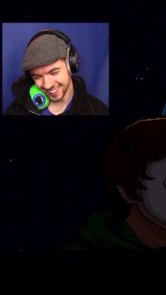 Jacksepticeye playing Legend of the Brofist