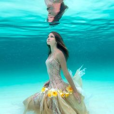 思わず心を奪われる!あまりにも美しい水中作品 - 01