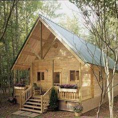 212 Best OFF-GRID Living images in 2018 | Log cabin homes