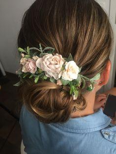Natürlich und ohne viel Schi Schi Braut Make-up, Cassie, Fashion, Hairdo Wedding, Moda, Fashion Styles, Fashion Illustrations