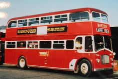 Barton Transport - New deckers of the 50s & 60s. Fleet number 794, a Northern Counties bodied PS2/ 11 taken into stock in 1959. This vehicle was one of the new generation of deckers resulting from Barton's latest programme of lengthening the chassis of older models