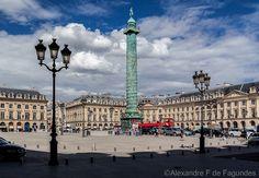 Place Vendome, Paris, France