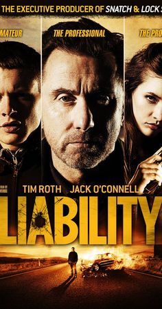 Directed by Craig Viveiros.  With Tim Roth, Jack O'Connell, Peter Mullan, Talulah Riley. When 19-year-old Adam agrees to do a day's driving for his mum's gangster boyfriend Peter, it takes him on a 24-hour journey into a nightmarish world of murder, sex trafficking and revenge, in the company of aging hit man Roy.