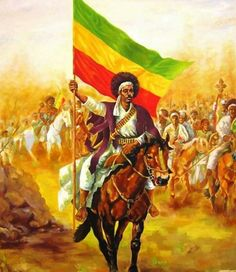 Ethiopian Resistance and victory over Italy at The Battle Of Adwa under Menelik II explained in the Black African History video documentary Battle Of Adwa Ancient Aliens, Ancient History, Tudor History, Rastafari Art, History Of Ethiopia, History Articles, African Royalty, Cradle Of Civilization, Black History Facts