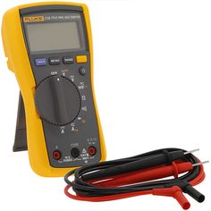 Fluke 115 Digital Multimeter  Designed by electricians. Engineered by Fluke.  For general purpose electrical and electronic test requirements, the Fluke 115 true-rms digital multimeter provides the perfect answer. Its simple operation, compact design and ease of use makes it perfect for quick verifications and field service use.