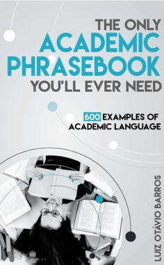 Thesis? Dissertation? This book can help you with the academic wording you may not (yet) be accustomed to!