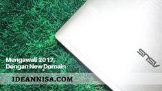 Mengawali 2017 dengan Domain Baru
